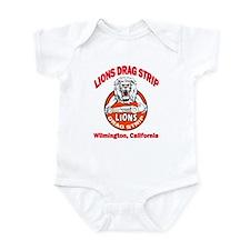 Lions Drag Strip Infant Bodysuit