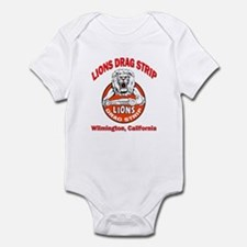 Lions Drag Strip Infant Bodysuit