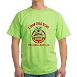 Lions Drag Strip Green T-Shirt