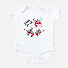 Rock Band Rocks! Infant Bodysuit