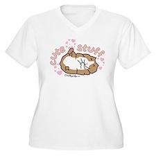 Cute Stuff Baby Girl T-Shirt