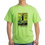 Active Service on Land and Sea Green T-Shirt