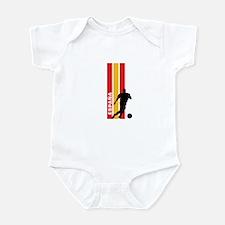 ESPANA FUTBOL 3 Infant Bodysuit