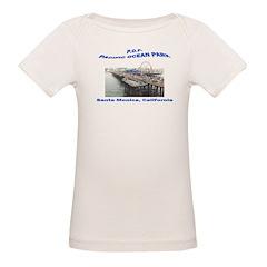 Pacific Ocean Park P.O.P. Organic Baby T-Shirt