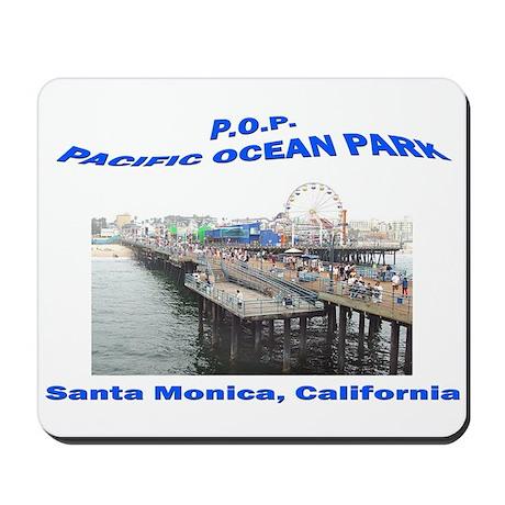 Pacific Ocean Park P.O.P. Mousepad