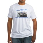 Pacific Ocean Park P.O.P. Fitted T-Shirt