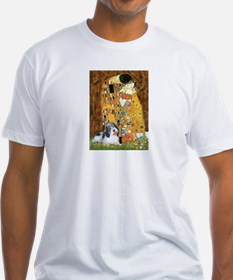 The Kiss / Petit Basset #8 Shirt