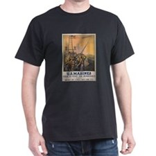 First to Fight for Democracy' T-Shirt