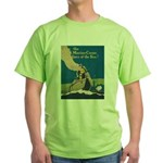 Join the U.S. Marine Corps Green T-Shirt