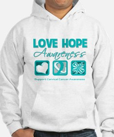 Cervical Cancer LoveHope Hoodie