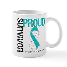 CervicalCancer ProudSurvivor Mug