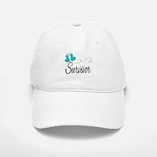 CervicalCancer ButterflyTrail Hat