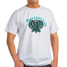 CervicalCancer Believe T-Shirt