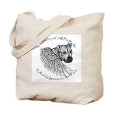 In Memory....Tote Bag