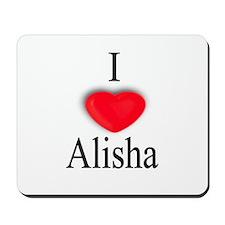 Alisha Mousepad