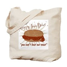 Sloppy Joe's Diner Tote Bag
