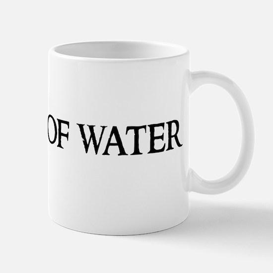 Fish out of water Mug