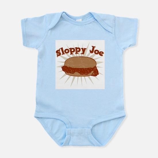 Sloppy Joe Infant Creeper