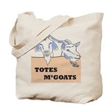 Goats bag Totes & Shopping Bags