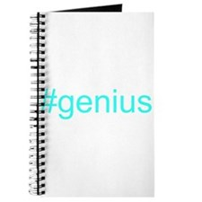 """""""#genius"""" Journal"""