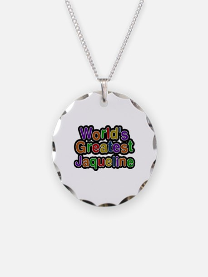 World's Greatest Jaqueline Necklace