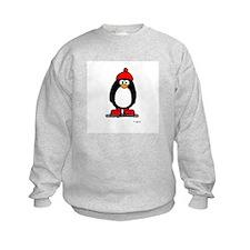 Red Hat Penguin Sweatshirt