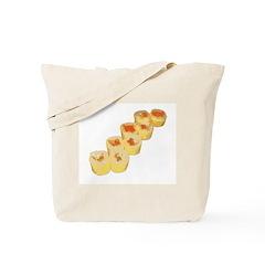 Egg Wrapped Maki Tote Bag