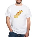 Egg Wrapped Maki White T-Shirt