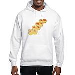 Egg Wrapped Maki Hooded Sweatshirt