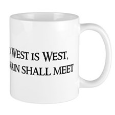 East is East, Mug