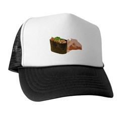 Negi Toro Gunkan Maki and Gar Trucker Hat