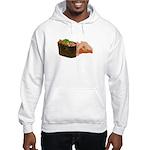 Negi Toro Gunkan Maki and Gar Hooded Sweatshirt