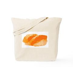 Salmon Ngiri Tote Bag