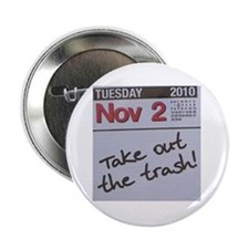 "Funny Take back america 2.25"" Button (10 pack)"