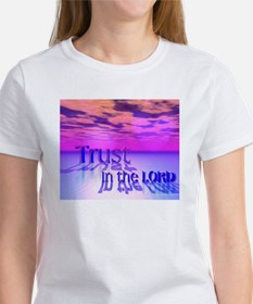 Trust In The Lord Women's T-shirt