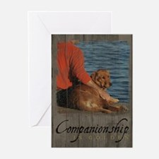 """Companionship Is Golden"" Greeting Cards(Pk of 10)"