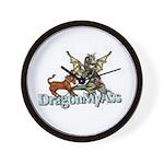 Dragon My Ass Wall Clock