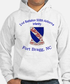 2nd Bn 508th ABN Jumper Hoody