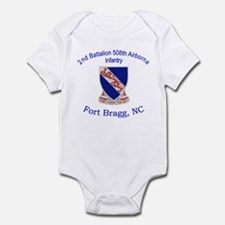 2nd Bn 508th ABN Infant Bodysuit