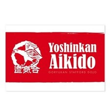 Cute Aikido Postcards (Package of 8)