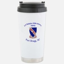 2nd Bn 508th ABN Travel Mug