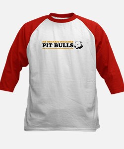 MY ONTARIO INCLUDES PIT BULLS Tee