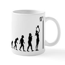 Netball Small Mugs