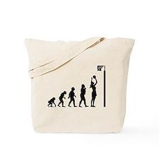 Netball Tote Bag