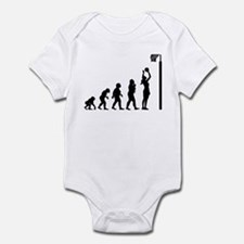 Netball Infant Bodysuit