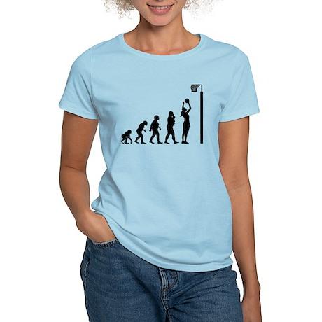 Netball Women's Light T-Shirt