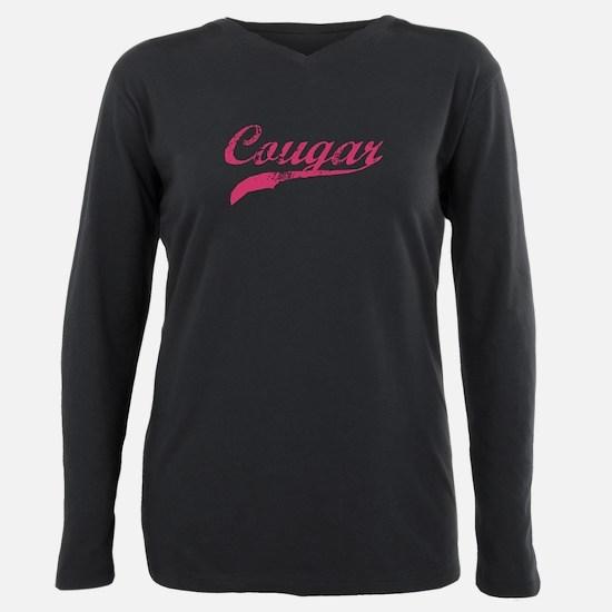 COUGAR SHIRT MILF MATURE SEXY T-Shirt