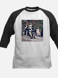 Penguin Parade Kids Baseball Jersey