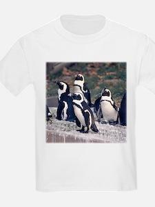 Penguin Parade Kids T-Shirt