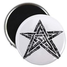 Celtic Star Magnet